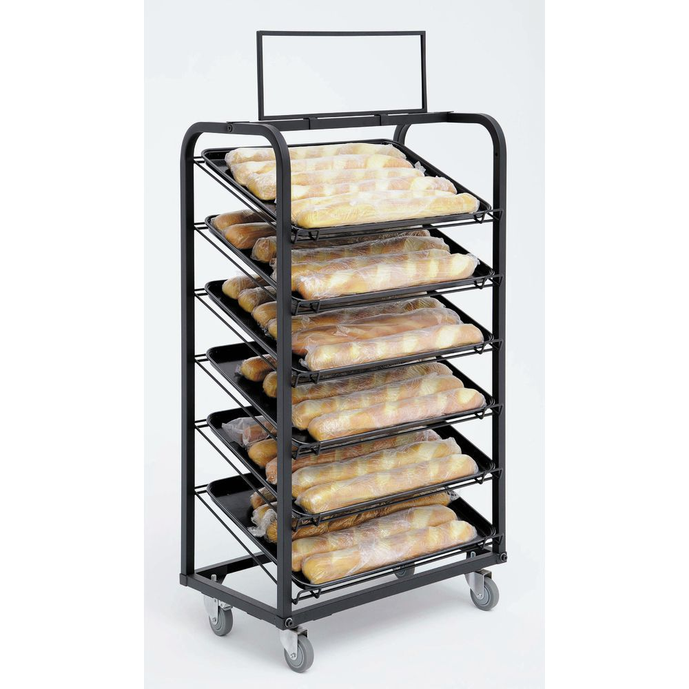 Bakery Craft Rack