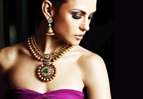 shopping jewellery
